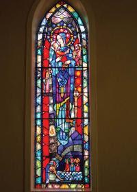 Irish Treat Harry Clarkes Exquisite Stained Glass Church Windows
