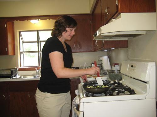 Karis cooking