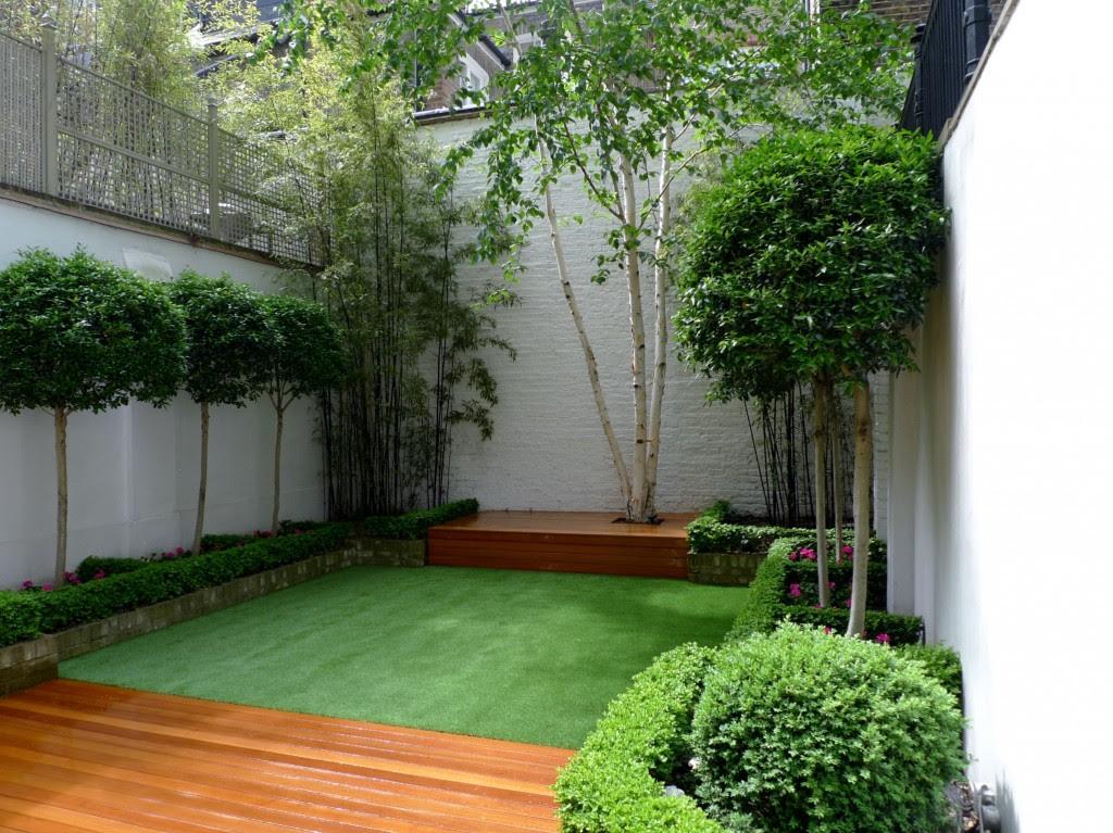 Chelsea Modern Garden Design London - London Garden Blog