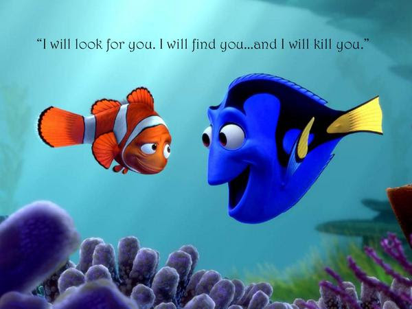 If Liam Neesons Taken Quotes Were In Toy Story Finding Nemo And