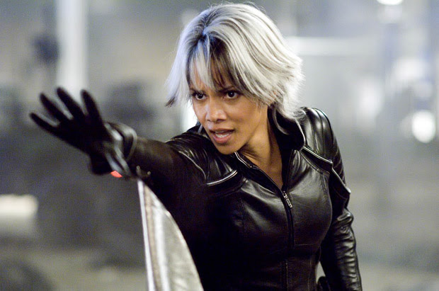 Halle Berry as Strom