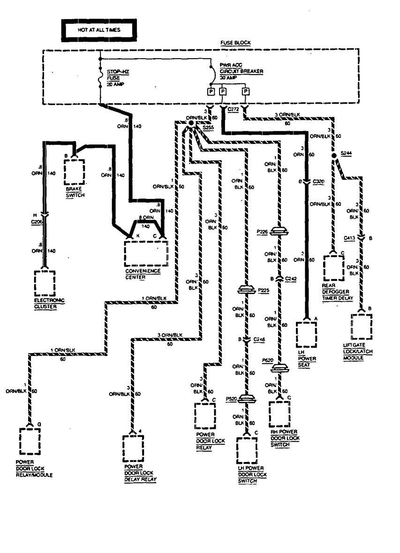 2000 Suzuki Esteem Radio Wiring Diagram