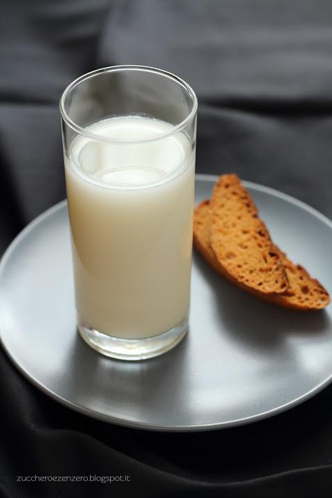 Latte di riso homemade