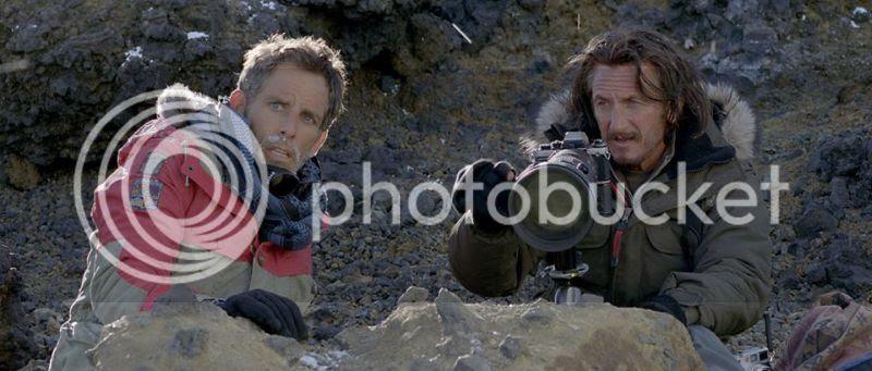 I sogni segreti di Walter Mitty Ben Stiller Sean Penn