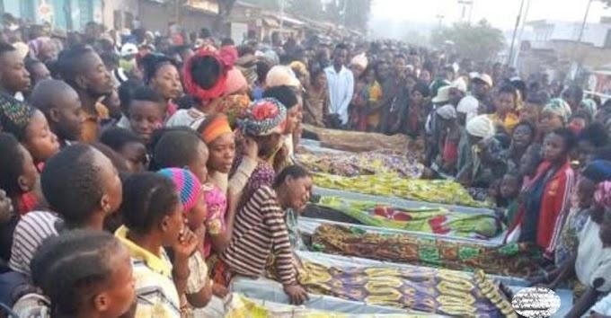 RDC : Umusirikare yarashe abaturage 12 barapfa, icyenda barakomereka #rwanda #RwOT