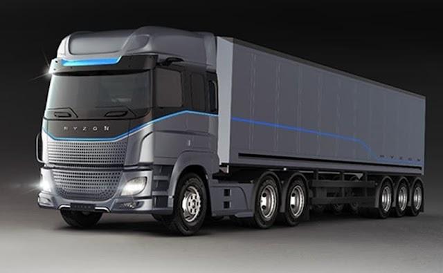 Hyzon Motors Unveils All-New Hydrogen Storage System