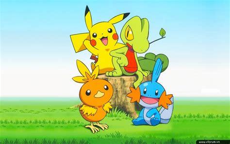 tong hop hinh anh pikachu de thuong kute nhat