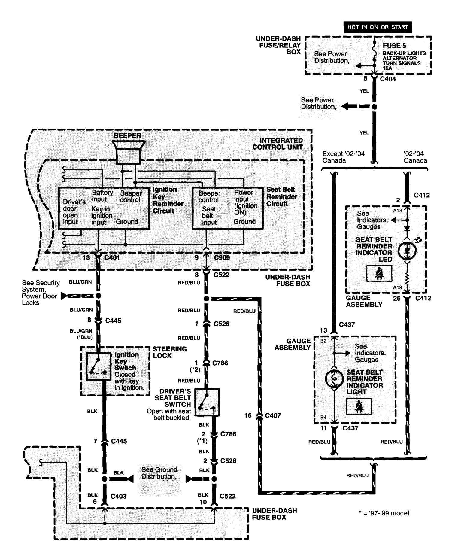 Ford Tail Light Wiring Diagram For Dummy - Wiring Diagram