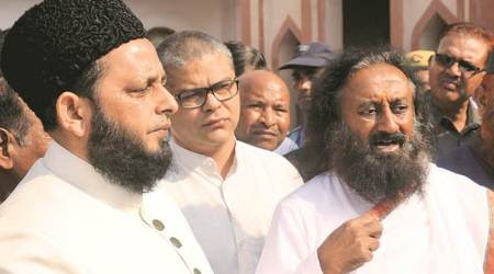 Ayodhya land dispute: Solution from heart will be recognised for ages, says RaviShankar