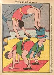 puzzle acrobates