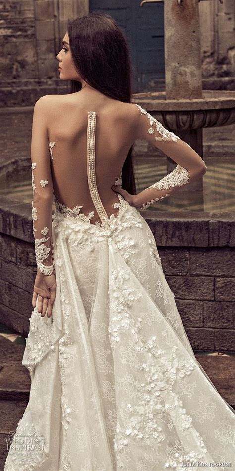 Julia Kontogruni 2018 Wedding Dresses   Wedding Inspirasi