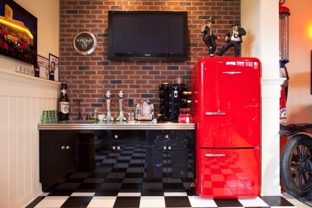 Retro Kühlschrank Ebd : Kühlschrank retro rot ruiz claudia blog