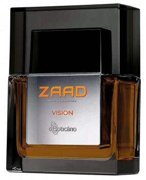Zaad Vision O Boticario Masculino