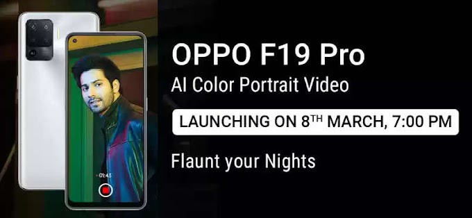 Oppo F19 Pro+ 5G, F19 Pro 5G to launch in India on March 8