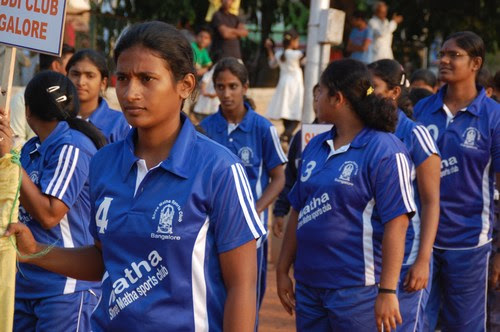 National kabaddi championship, Bangalore, April 2011 - images by S. Deepak