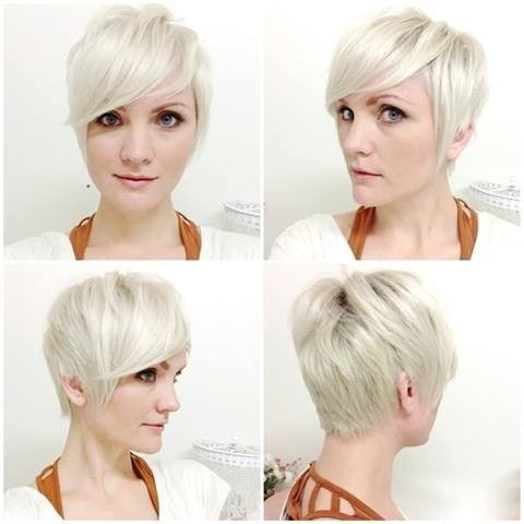 15 Fashionable Pixie Haircut Looks for Summer 2015 ...