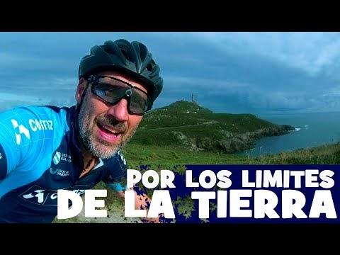 Ruta por LOS LÍMITES DEL PLANETA TIERRA... Costa da Morte - Cabo Vilán. Ciclismo Vlog - Alfonso Blanco