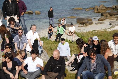 Group photo in Brignogan 4