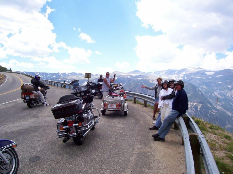 2006 Wyoming/Montana/Idaho Ride