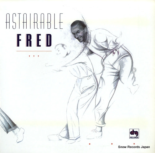 ASTAIRE, FRED astairable fred