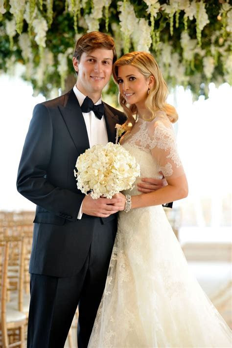 Ivanka Trump and Jared Kushner's wedding   wedding ideas