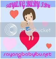 Sayang Baby Ibu