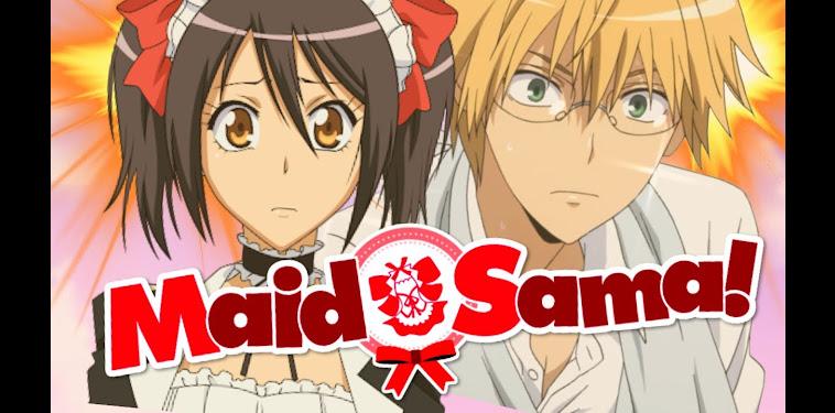 Anime Like Kaichou Wa Maid Sama English Dub
