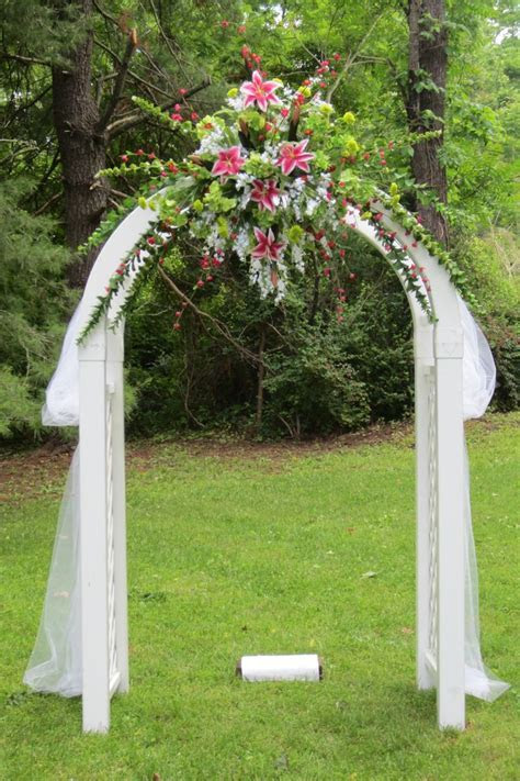 48 best wedding trellis ideas images on Pinterest