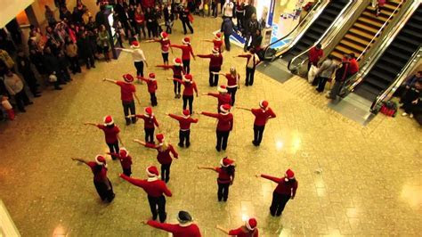 Flash Mob Best Proposal @ Woodfield Mall   Gaetano and