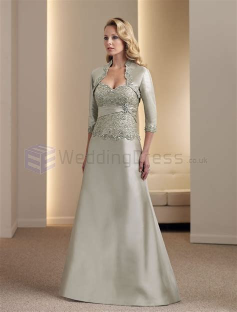 mother of the bride dresses     Strapless sweetheart