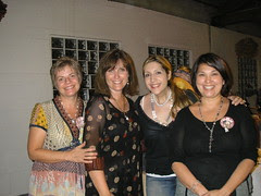 Artistic Affaire: Julie, Kim, Me, Ruth