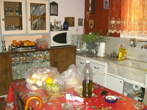 my old kitchen