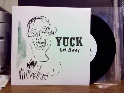 """Yuck - Get Away 7"""""""
