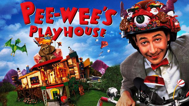 Pee-wee's Playhouse   filmes-netflix.blogspot.com