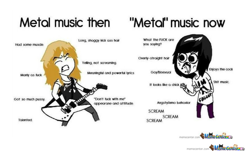 Quotes About Metal Music 49 Quotes