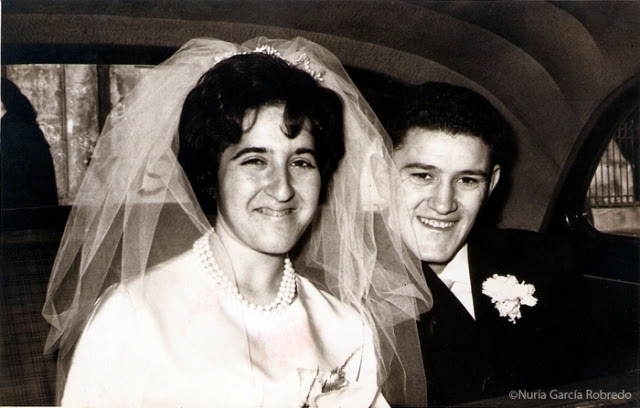 Su boda. 28 de diciembre. Mi padre era así
