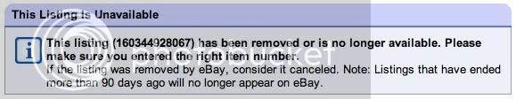 ebay cancelled