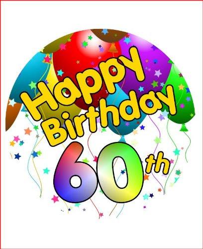 Children's Baking Sets (UK): Happy 60th birthday sugar ...