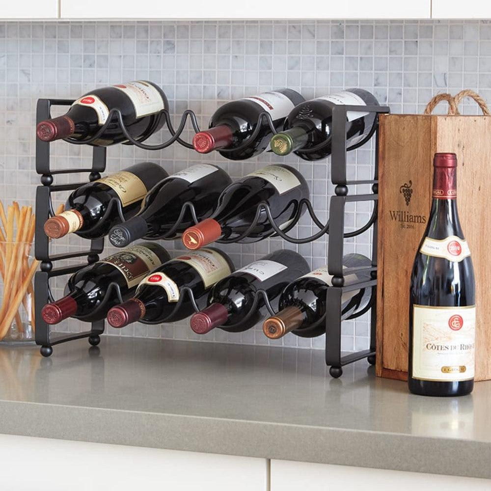 Stackable Countertop Wine Rack The Vinepair Store