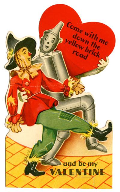 Scarecrow _TinMan_valentine_tatteredandlost