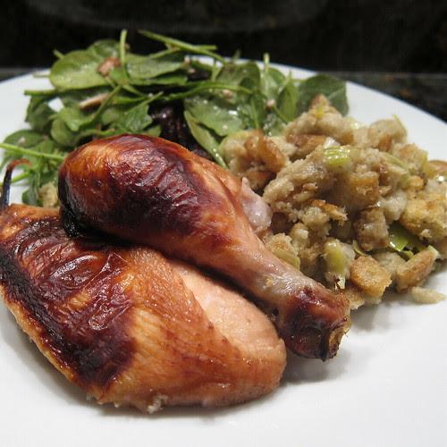 #64 - Chai-Brined Chicken