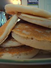 pancake pile