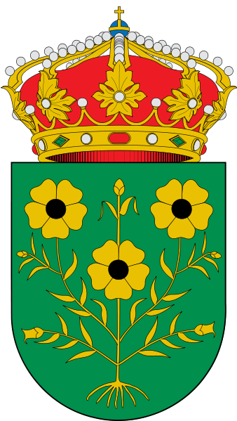 File:Escudo de Linares de la Sierra.svg