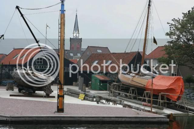 De kerktoren op de Markt van Arnemuiden. xa9 Reformatorisch Dagblad