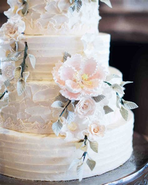 25 Wedding Cake Design Ideas That'll Wow Your Guests