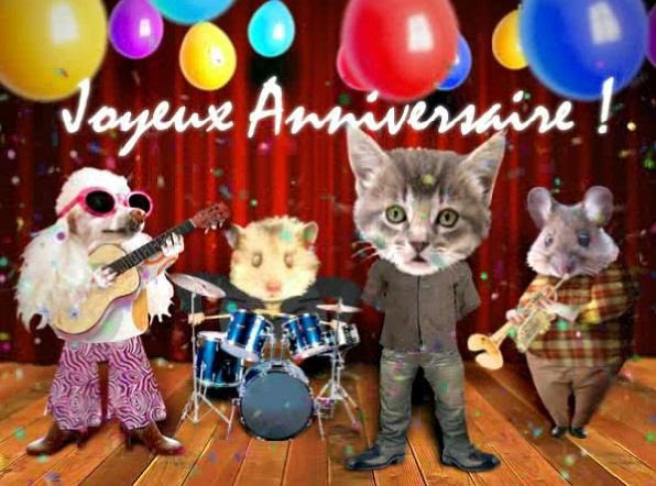 Carte Anniversaire Musicale Et Animee Gratuite Nanaryuliaortega Blog