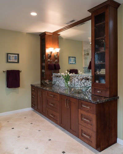 bathroom sink vanities