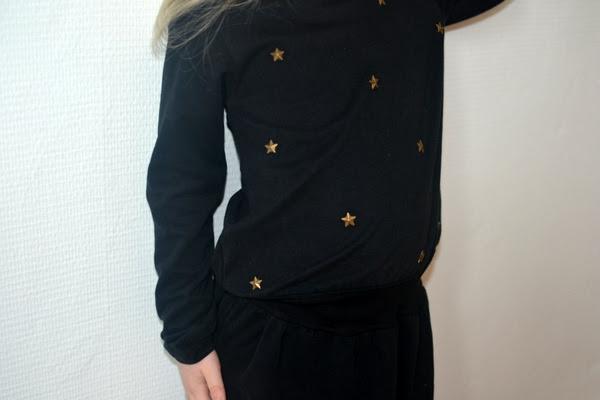 Star dress Yporque