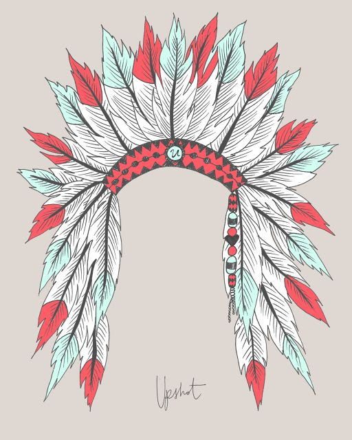 Headdress Drawing At Getdrawingscom Free For Personal Use