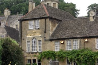Arrived at destination - The Swan Inn Bradford on Avon
